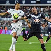 Malgré Ibrahimovic, le PSG n'engrange pas un nouveau succès