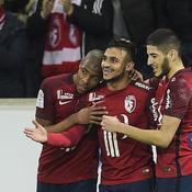 L'international marocain a inscrit 11 buts en Ligue 1 cette saison