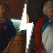 Canal+ lance le Classique PSG-OM avec deux mamies tricoteuses