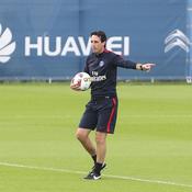 Comme Blanc et Ancelotti, Emery veut gagner la Ligue des Champions