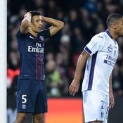 Contre Toulouse, «il a manqué un peu de tout» au PSG