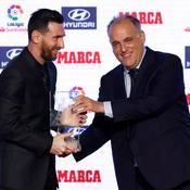 Critique envers le PSG, Tebas ne veut pas d'un retour de Neymar au Barça