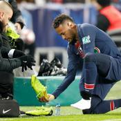 De retour à Paris, Neymar « ne ressent plus de douleurs » selon son entourage