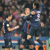 Décevants contre Madrid, Ibra-Cavani-Di Maria marchent sur la Ligue 1