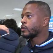 Dépassé et blessé face au PSG, Evra a mis les choses au point