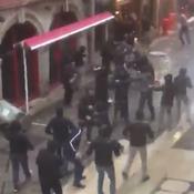 De violents affrontements entre supporters lyonnais et bastiais à Lyon