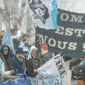 Des supporteurs de l'OM dégradent des hôtels à Dijon