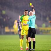 Diego Carlos et le geste de Chapron : «Normalement c'est le joueur qui tape l'arbitre ...»