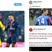 Disparition d'Emiliano Sala : le monde du football sous le choc