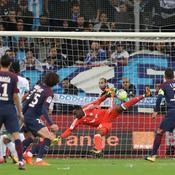 Edinson Cavani sauve le Paris SG à Marseille