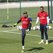 Emery «décidera avant chaque match» qui gardera les buts du PSG