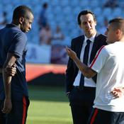 Emery : «Je suis content avec Marco Verratti»