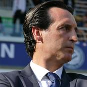Unai Emery, entraineur PSG