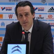 Emery : «Quand un joueur est énervé car il ne joue pas, c'est bon pour le PSG»