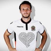 En hommage aux victimes du 14 juillet, Nice évoluera avec un maillot spécial