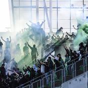 Envahissement de tribunes à Saint-Etienne : les Ultras avaient les clés