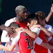 Falcao délivre Monaco ... et met la pression sur le PSG