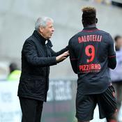 Favre : «Balotelli devait jouer mais…»
