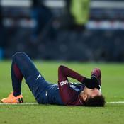 Neymar, la tuile