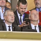 Dmitri Rybolovlev (président de l AS Moanco) - Vadim Vasilyev (vice président de l AS Monaco)
