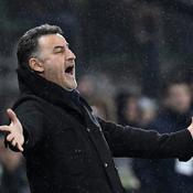 Galtier et les propos de Berthod : «Les grands joueurs de Lyon, eux, ont accepté la défaite»