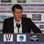 Garcia après Bordeaux-OM : «Ça fait bien chier»