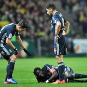 Garcia:  «Le vrai coup dur, c'est la blessure de Gomis, pas la défaite»