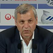 Genesio avant Nantes-Lyon : «Fekir ? Qu'on lui foute la paix !»