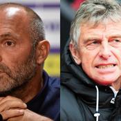 Gourcuff-Dupraz, ces deux entraîneurs que tout oppose