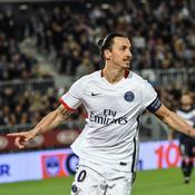 Ibrahimovic a inscrit 38 buts cette saison en Ligue 1