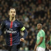 Ibrahimovic fait (encore) plier les Verts et le PSG égale le grand Nantes 94/95