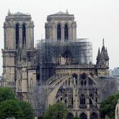 Incendie de Notre-Dame: Le football français va aider à sa reconstruction