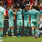 Avec ses jeunes pousses, le PSG prend l'eau contre Arsenal