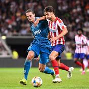 João Felix porte l'Atlético face à la Juventus en amical