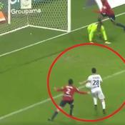 L'incroyable raté de Valbuena contre Lille