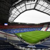 L'Olympique Lyonnais inaugure le premier stade connecté