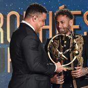 Neymar élu meilleur joueur de L1, le PSG rafle tout ou presque