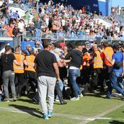 Le président de Bastia «voit mal les responsables du foot pro français» sanctionner son club