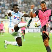 Laborieux, l'OM commence la saison par un nul contre Toulouse