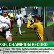 Larqué : «Rarement le championnat de France a été aussi faible»