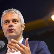 Laurent Wauquiez s'en prend aux «mercenaires» du PSG et à ses supporteurs