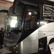 Le bus du PSG ... tombe en panne au Vélodrome