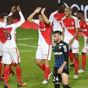Le carton de Monaco, l'efficacité de Cavani : les chiffres marquants de la 12e journée de Ligue 1