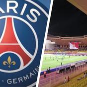 Le PSG chambre le stade de l'AS Monaco et se fait reprendre