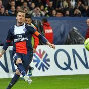 Le PSG dévoile son Hall of Fame... avec Beckham