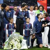 Le PSG et le Parc des Princes ont fêté Thiago Motta