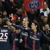 Le PSG étrille Lyon et poursuit son cavalier seul