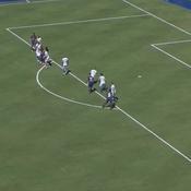 Le superbe coup franc de Kurzawa face à l'Inter Milan (vidéo)