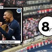 Les notes après PSG-Lille : Mbappé fait la différence, Maignan retarde l'échéance