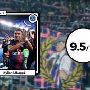 Les notes après PSG-Lyon : Mbappé impitoyable, l'éclaircie Ndombele